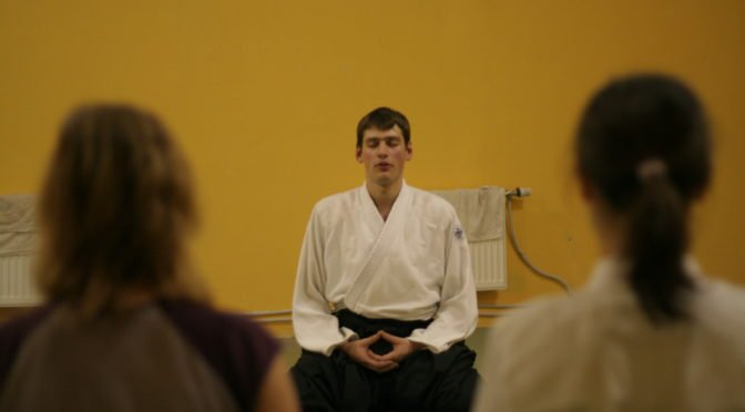 Respect is not just for the dojo