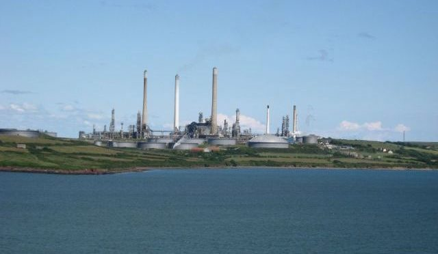 Resilience and the Pembroke refinery explosion