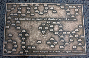 Universe made of stories