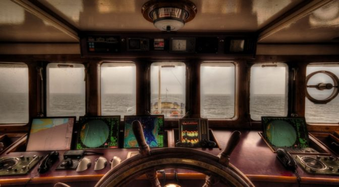 Bad Seamanship: Is that so?