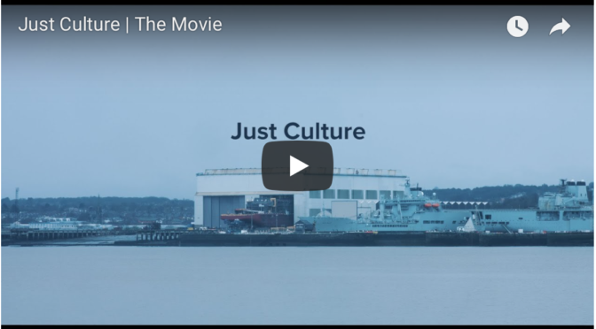 Just Culture – The Movie